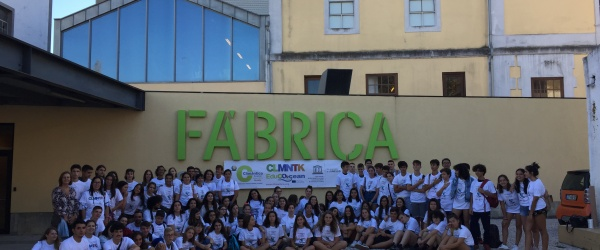 El Campus CLMNTK19 ha reunido a más de 130 docentes y estudiantes de 4 países diferentes